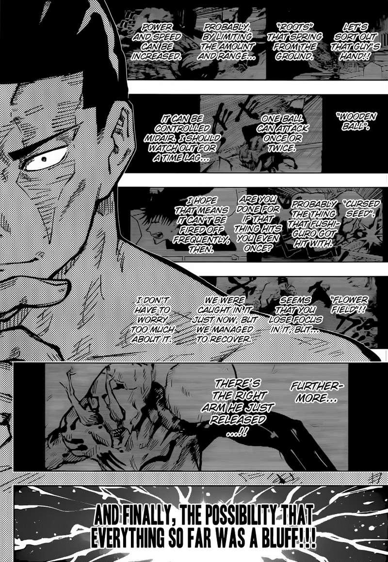 Jujutsu Kaisen, Chapter 50 image 004