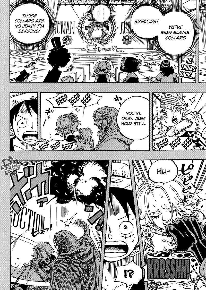One Piece, Chapter 947 image 002
