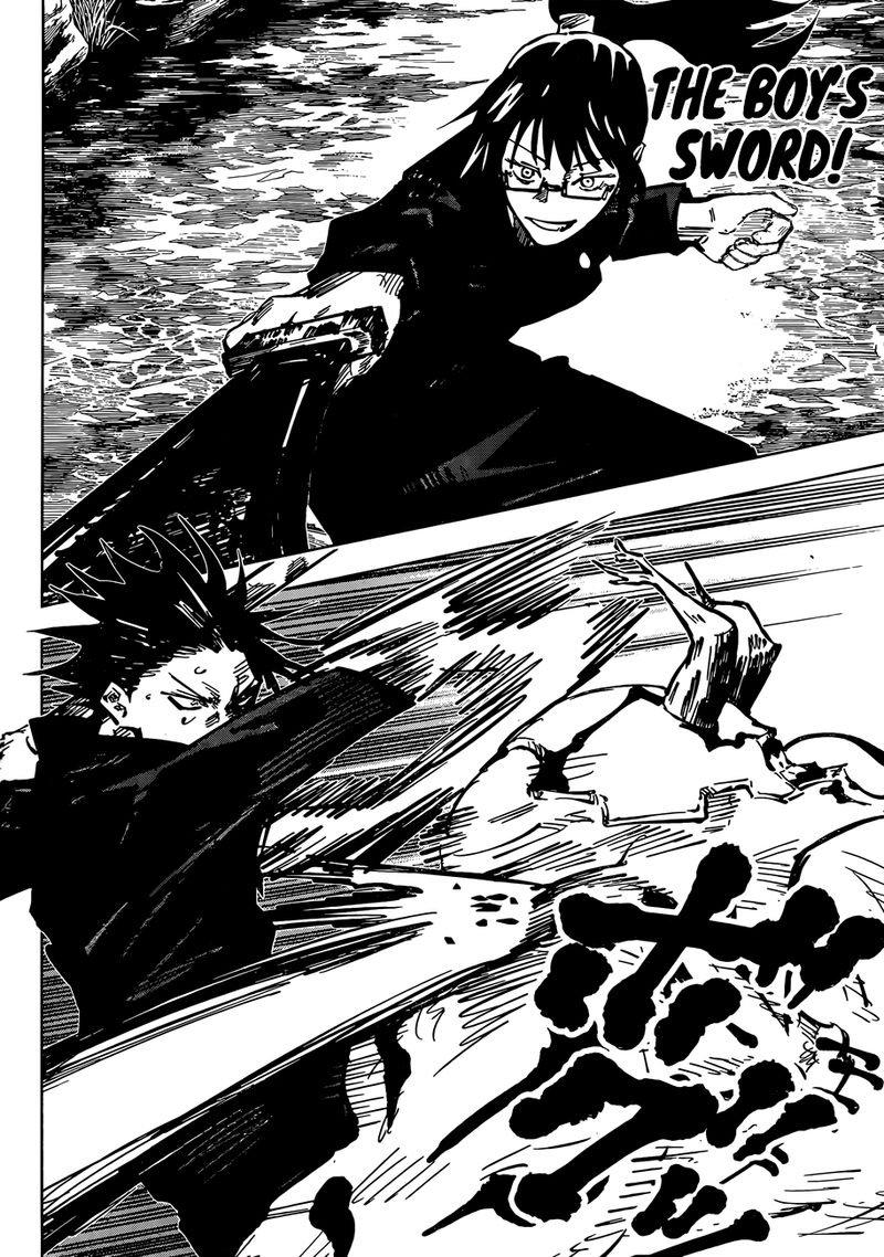 Jujutsu Kaisen, Chapter 47 image 007