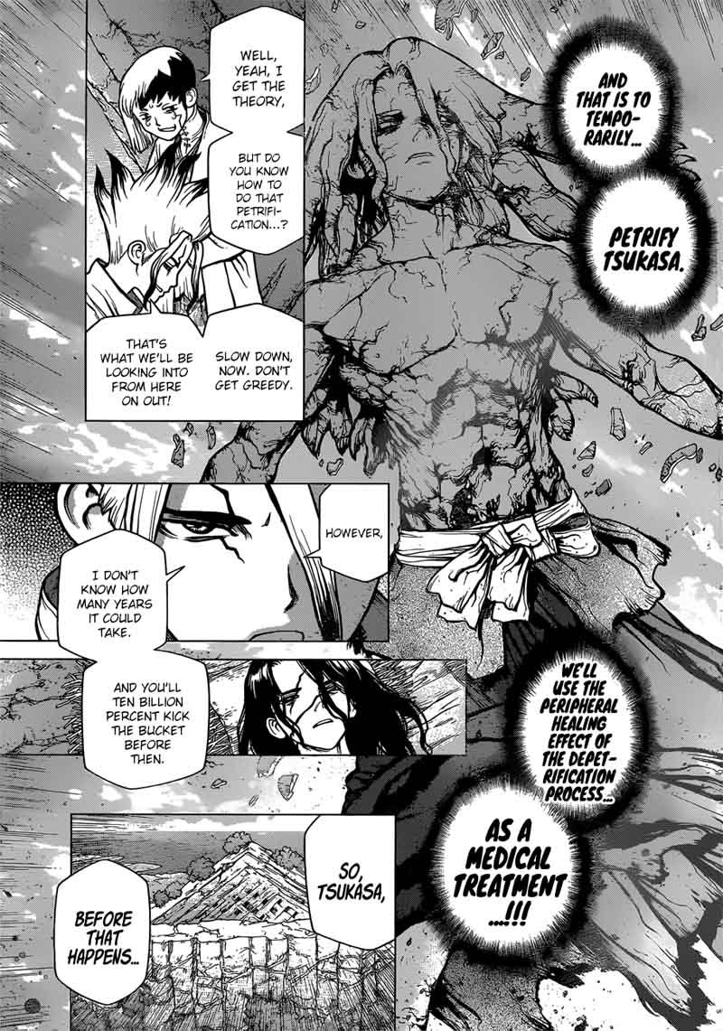 Dr. Stone : Chapter 83 - image 008