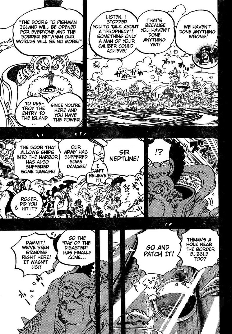 One Piece, Chapter 967 image 006