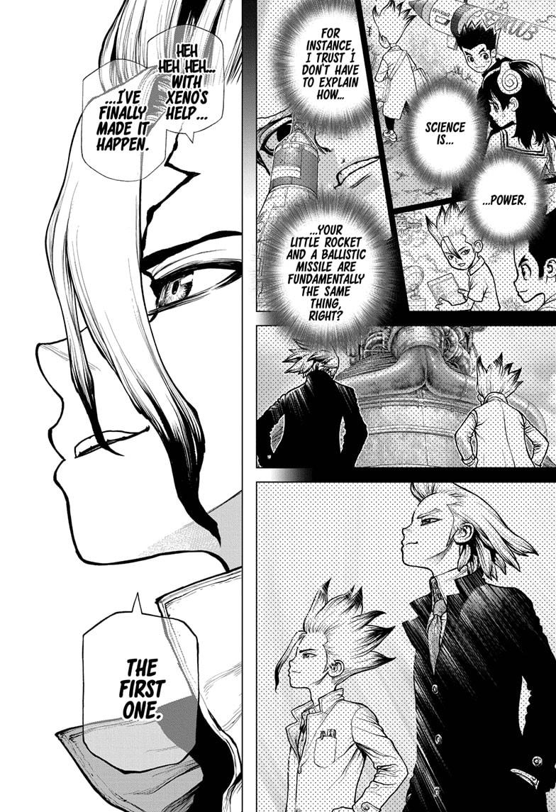 Dr. Stone, Chapter 203 image 015