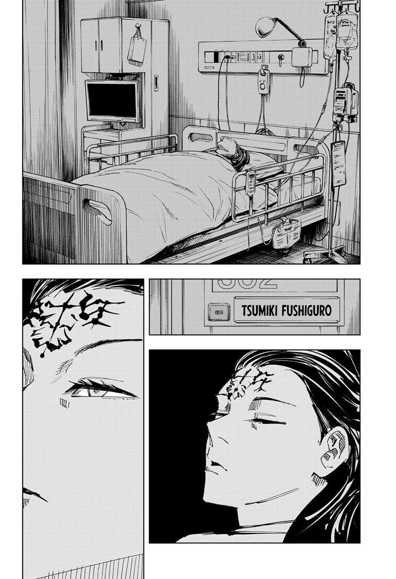 Jujutsu Kaisen, Chapter 136 image 010