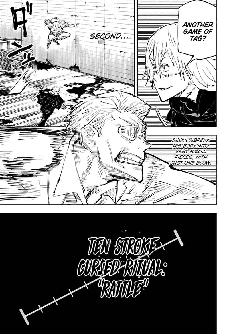 Jujutsu Kaisen, Chapter 23 image 013