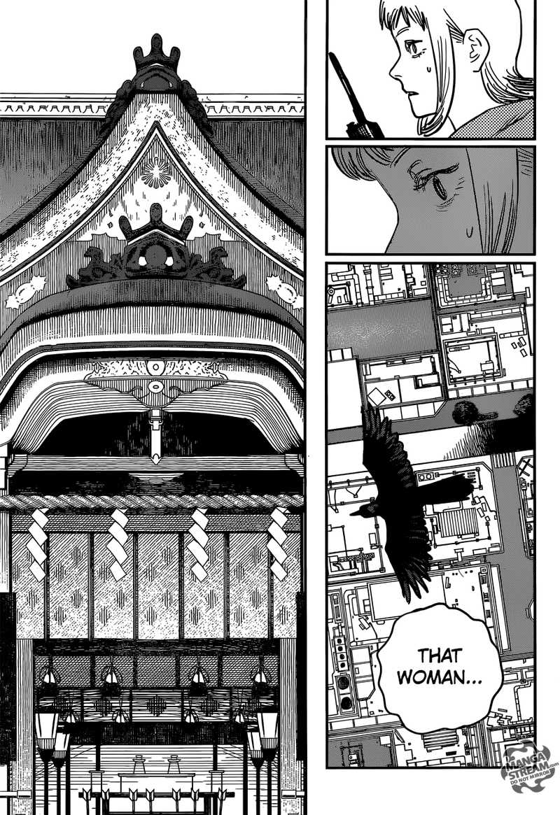 Chainsaw Man, Chapter 27 - From Kyoto image 009