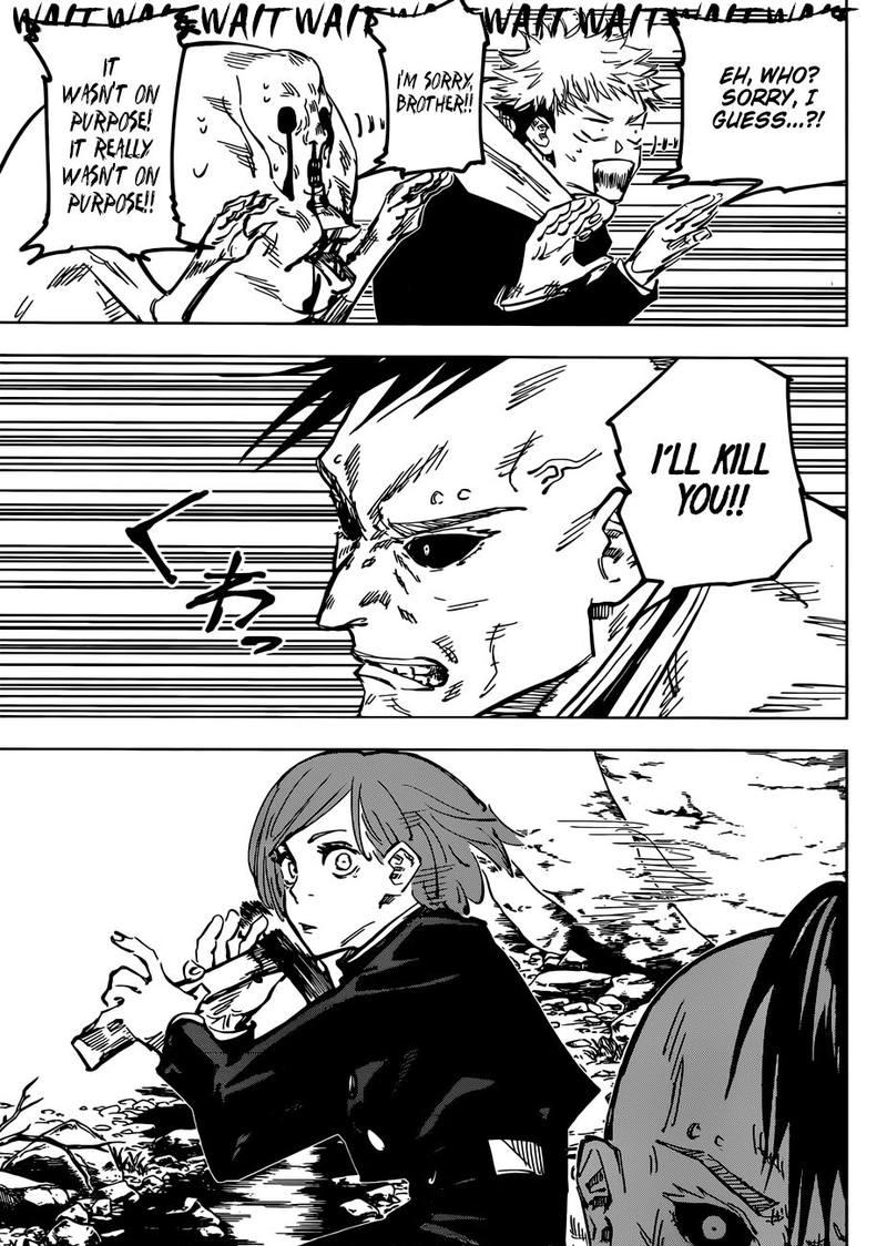 Jujutsu Kaisen, Chapter 59 image 017