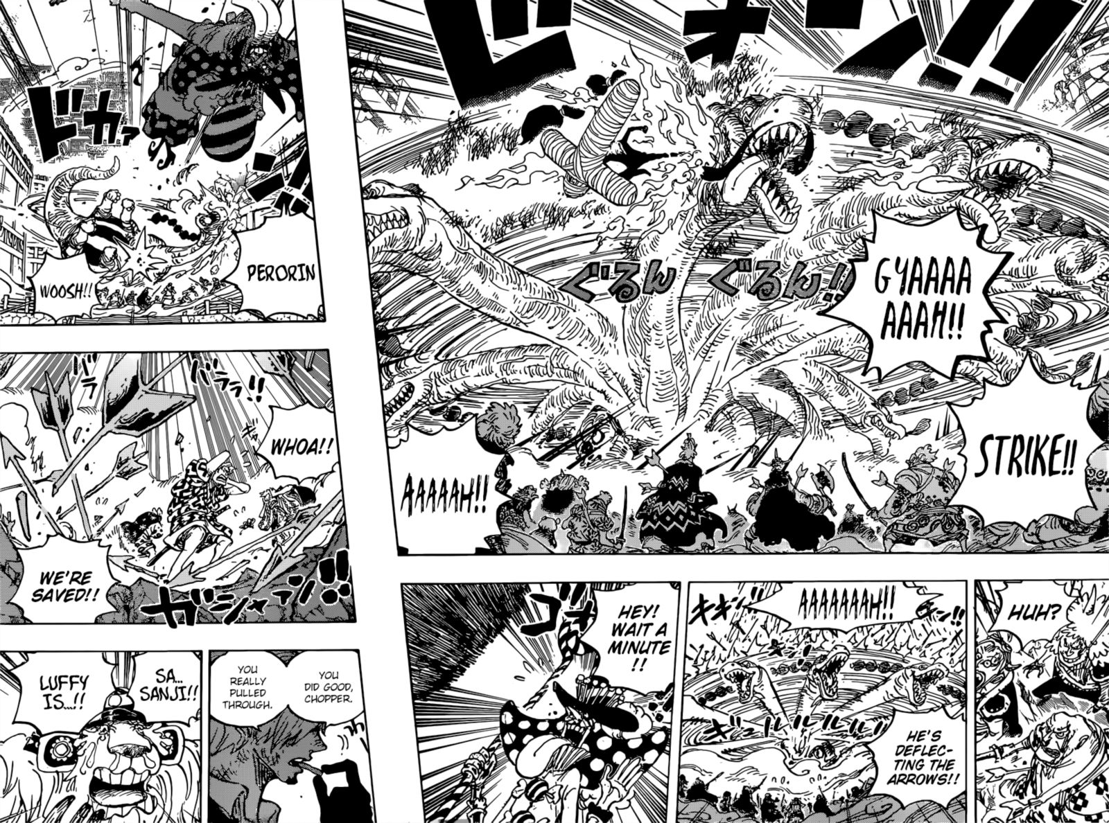 One Piece, Chapter 1015 image one_piece_1015_6