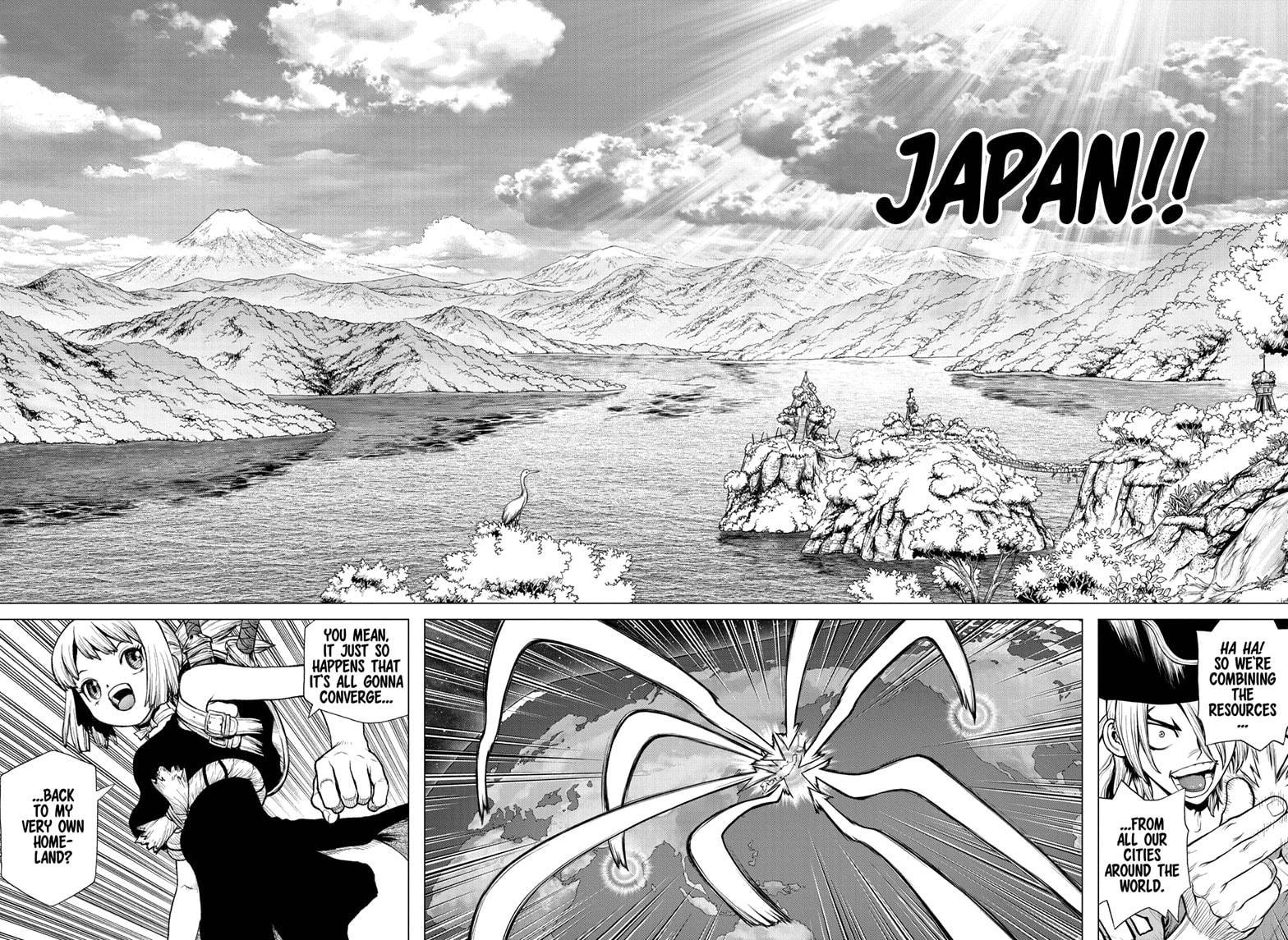 Dr. Stone, Chapter 210 image 06