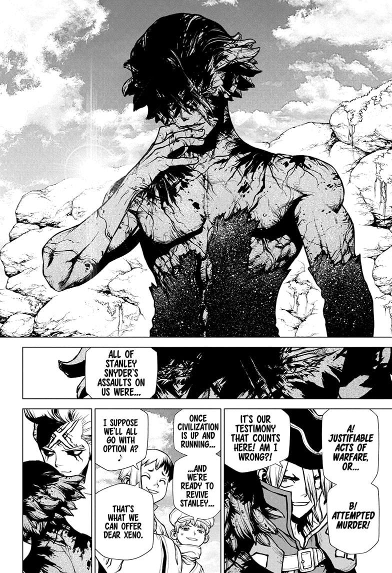 Dr. Stone, Chapter 198 image 012