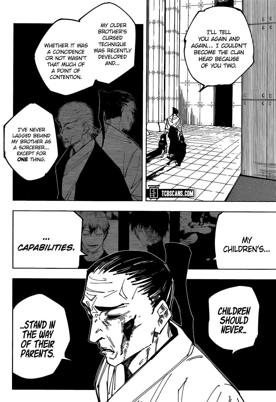 Jujutsu Kaisen, Chapter 149 image 003