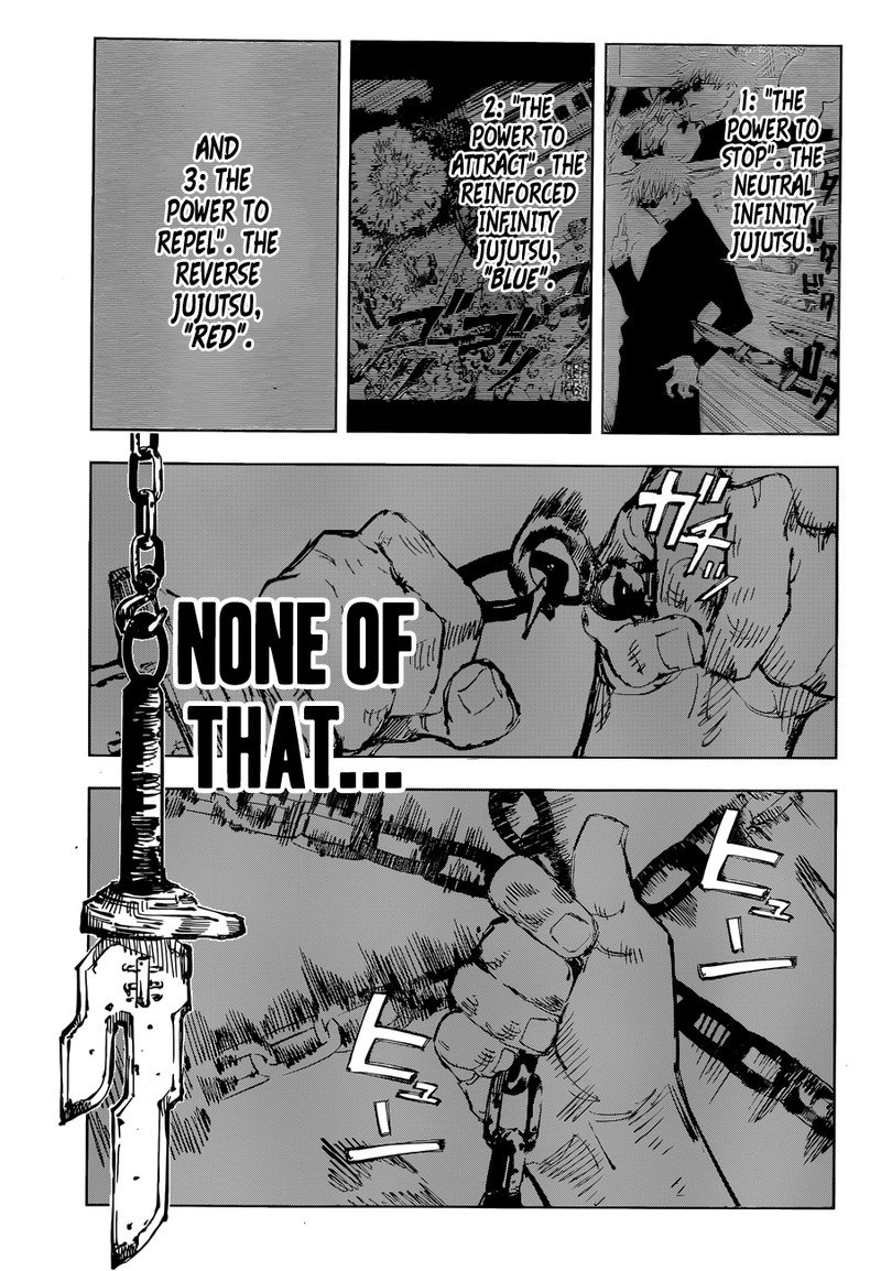 Jujutsu Kaisen, Chapter 75 image 003