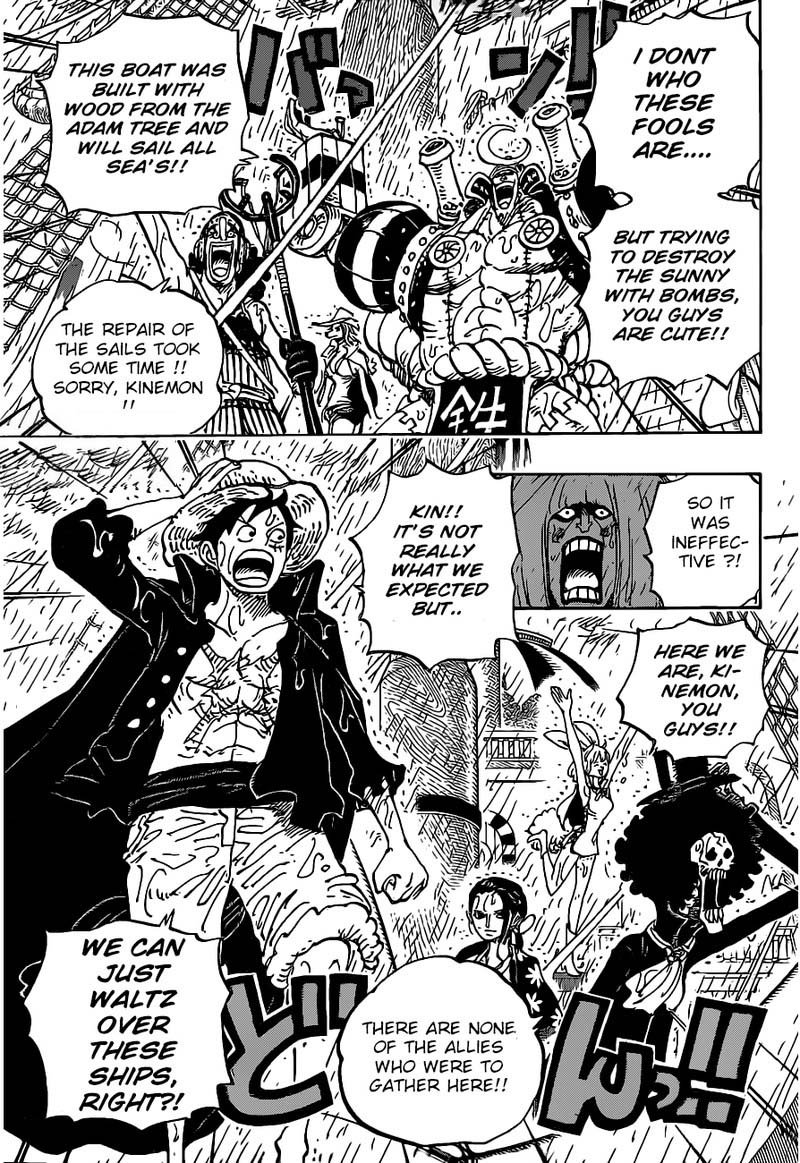 One Piece, Chapter 975 image 003