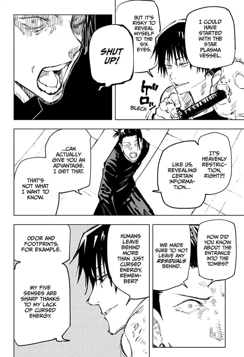 Jujutsu Kaisen, Chapter 73 image 006