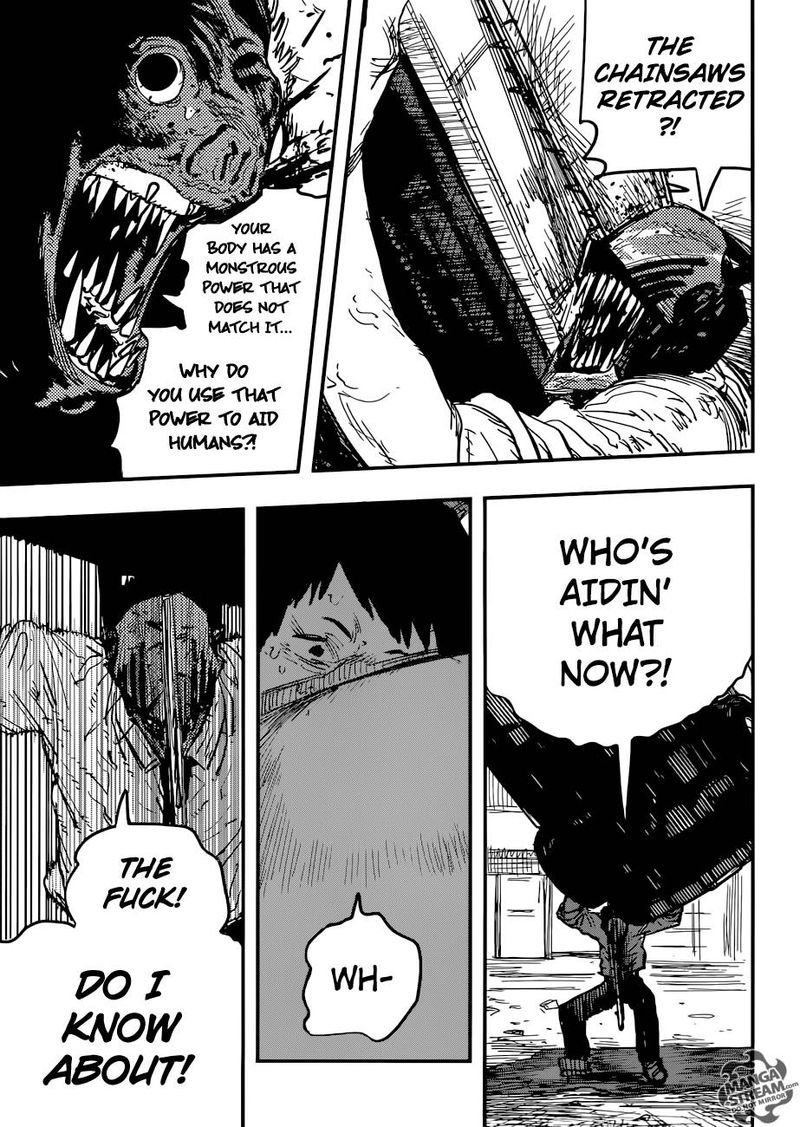 Chainsaw Man, Chapter 8 - Chainsaw vs Bat image 008