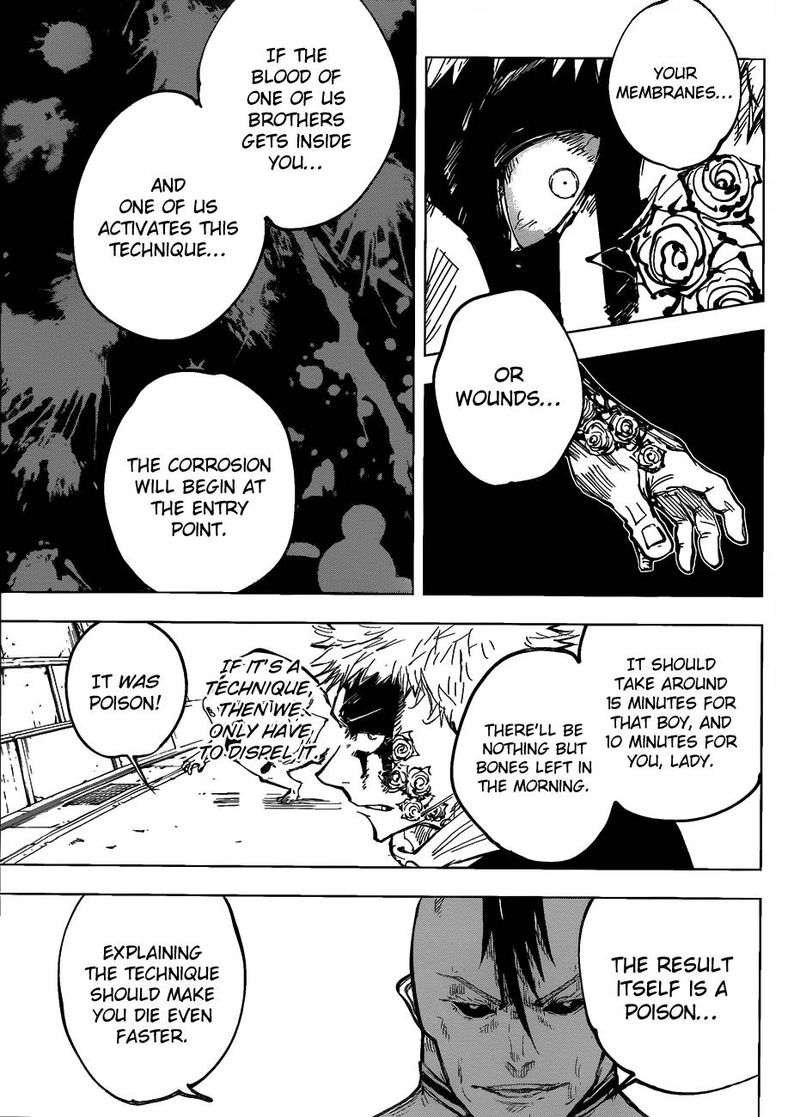 Jujutsu Kaisen, Chapter 60 image 011