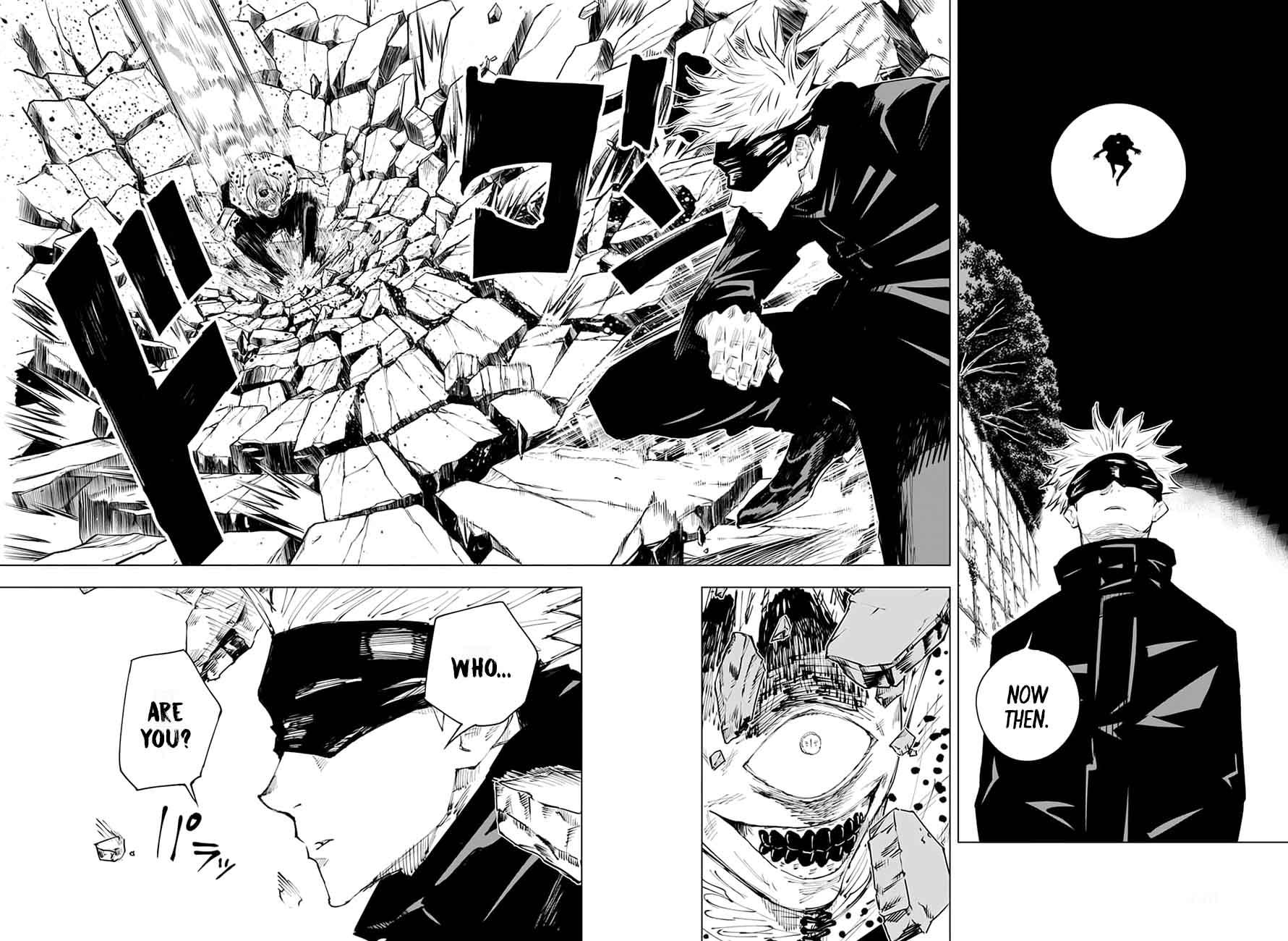 Jujutsu Kaisen, Chapter 13 image 014