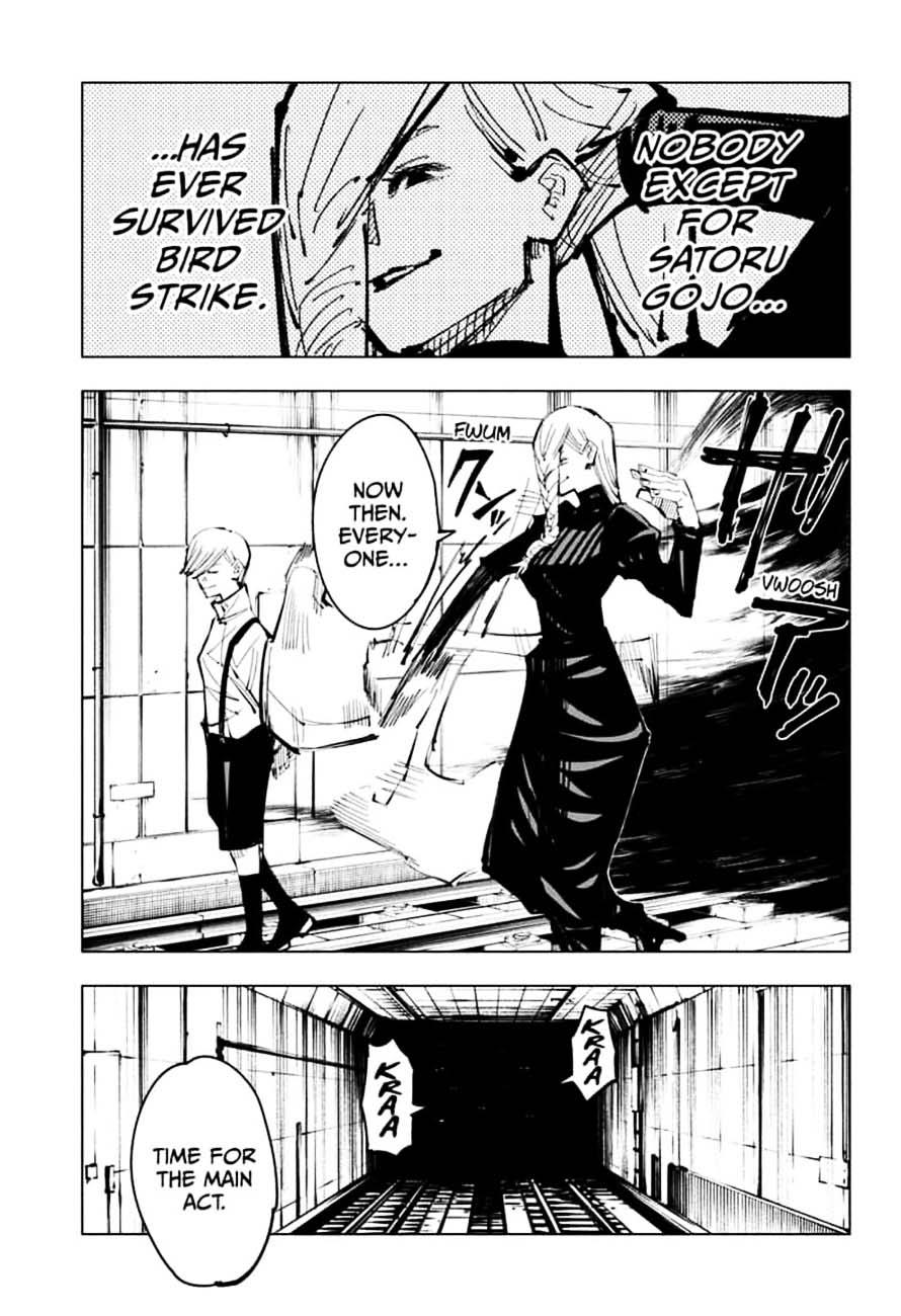 Jujutsu Kaisen, Chapter 102 image 019