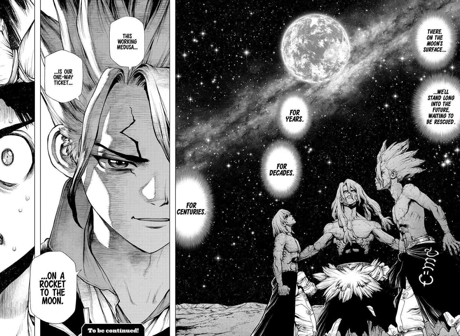 Dr. Stone, Chapter 209 image 17