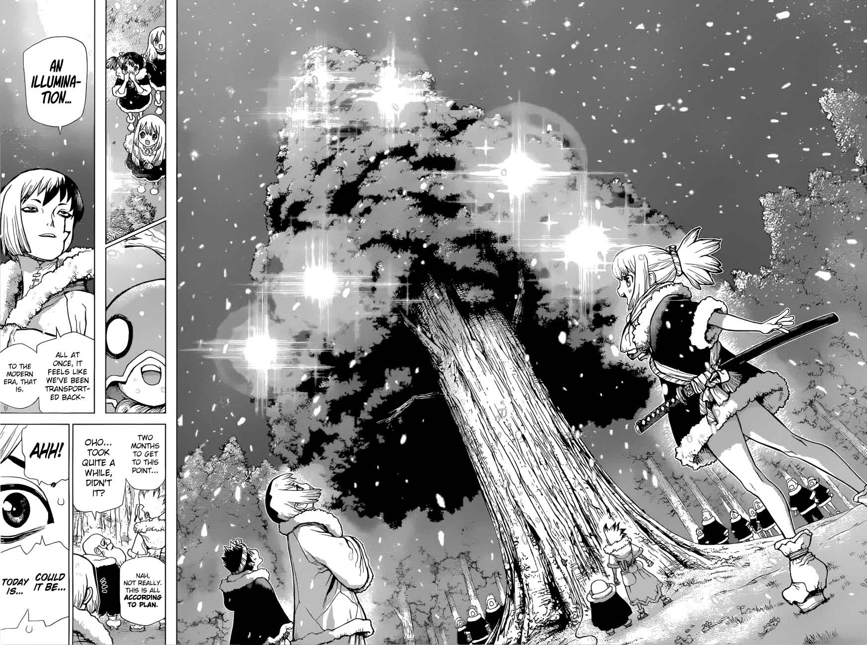Dr. Stone : Chapter 53 image 015