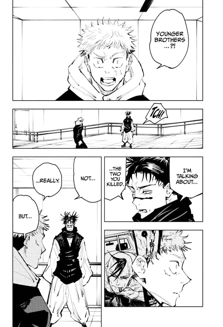 Jujutsu Kaisen, Chapter 102 image 002