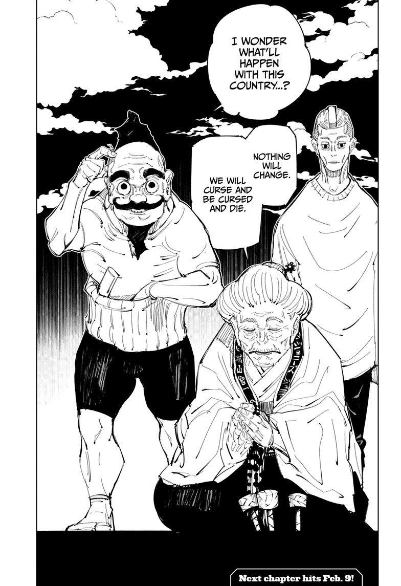 Jujutsu Kaisen, Chapter 93 image 018