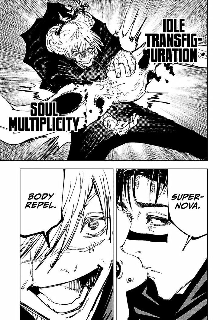 Jujutsu Kaisen, Chapter 89 image 006