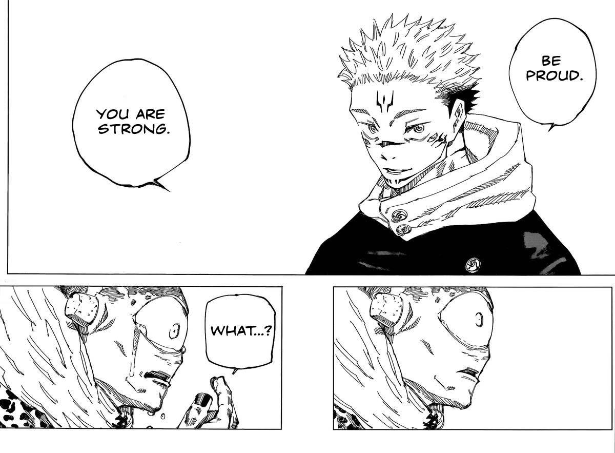 Jujutsu Kaisen, Chapter 116 image 012