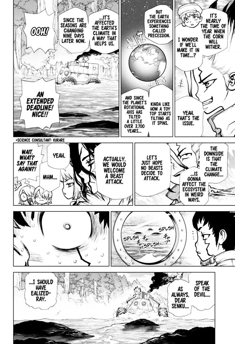 Dr. Stone : Chapter 148 - Pioneers of Earth image 009