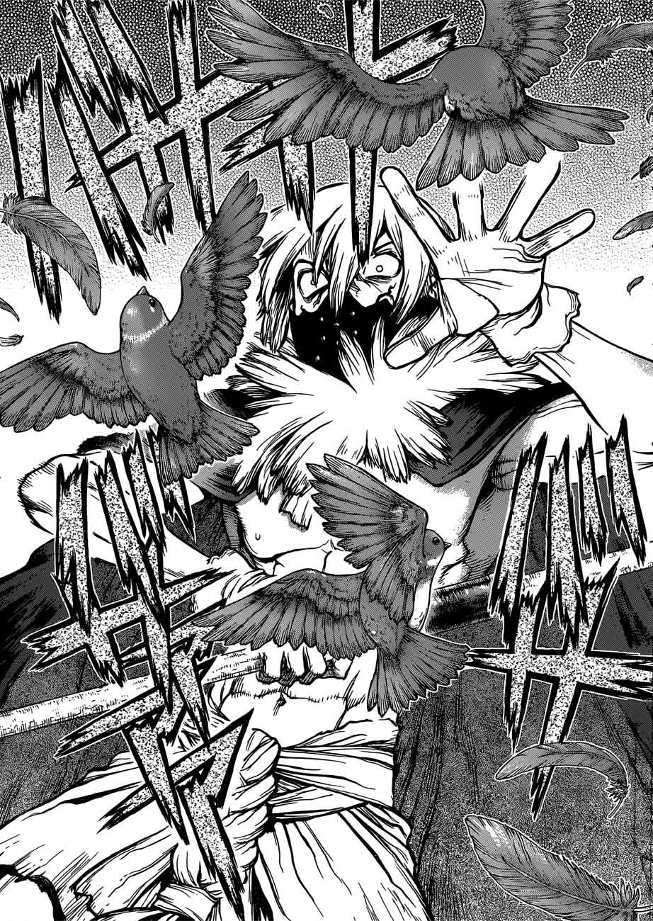 Dr. Stone : Chapter 80 - Humanitys Strongest Duo image 015