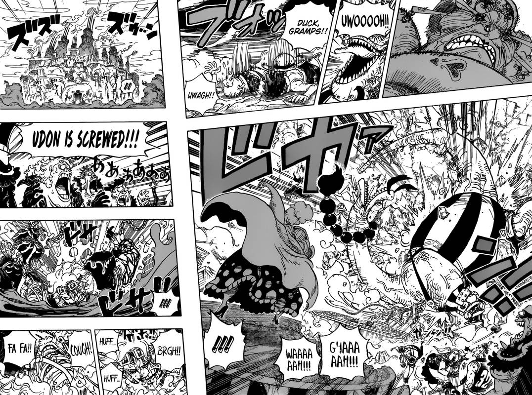 One Piece, Chapter 946 image 003