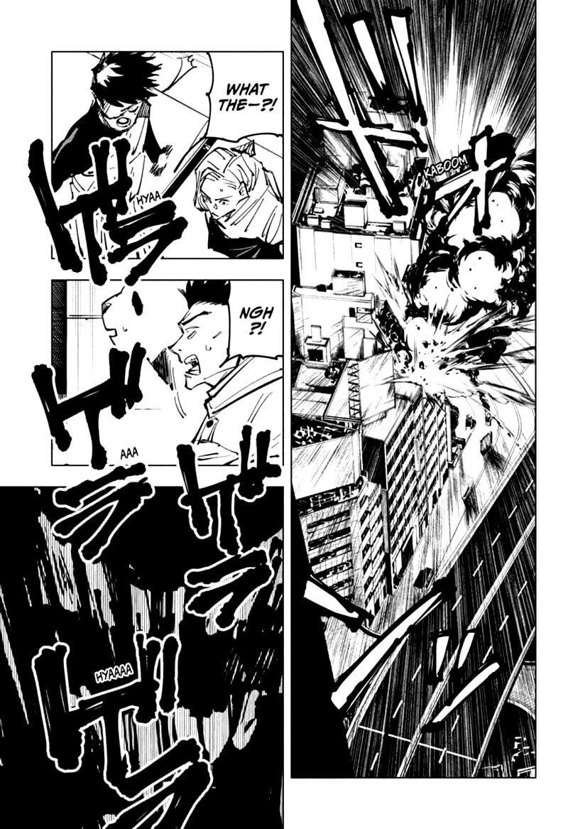 Jujutsu Kaisen, Chapter 114 image 017