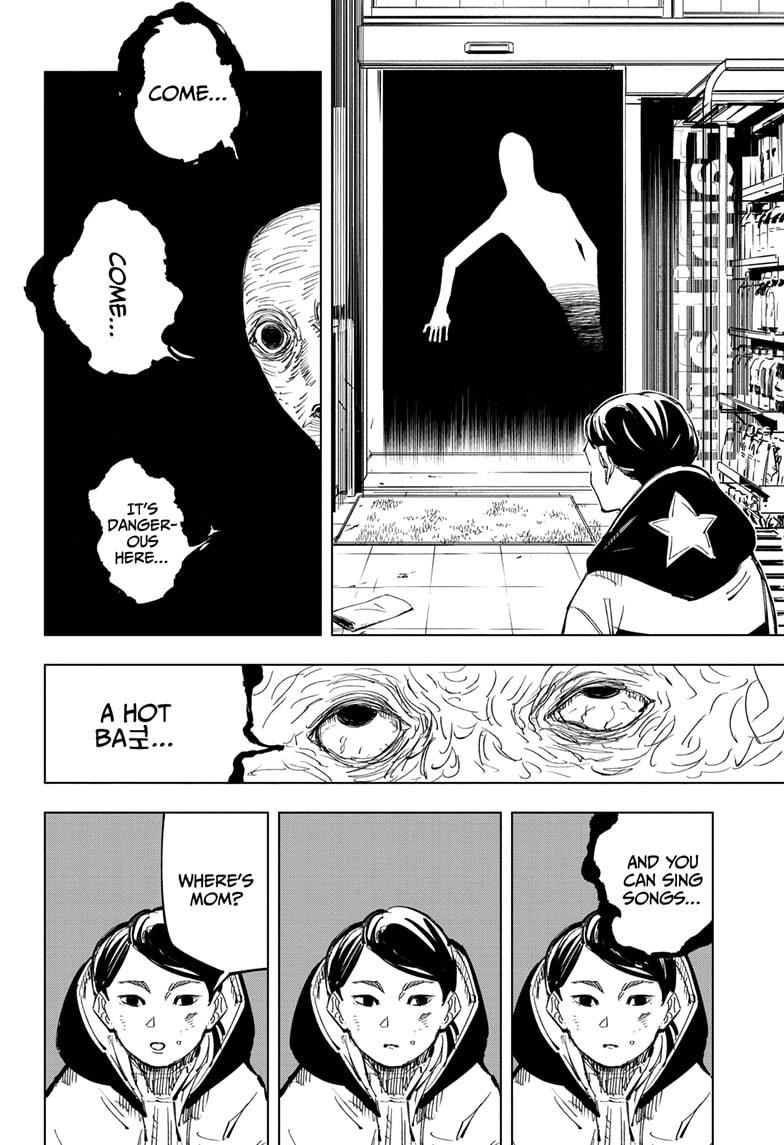 Jujutsu Kaisen, Chapter 137 image 009