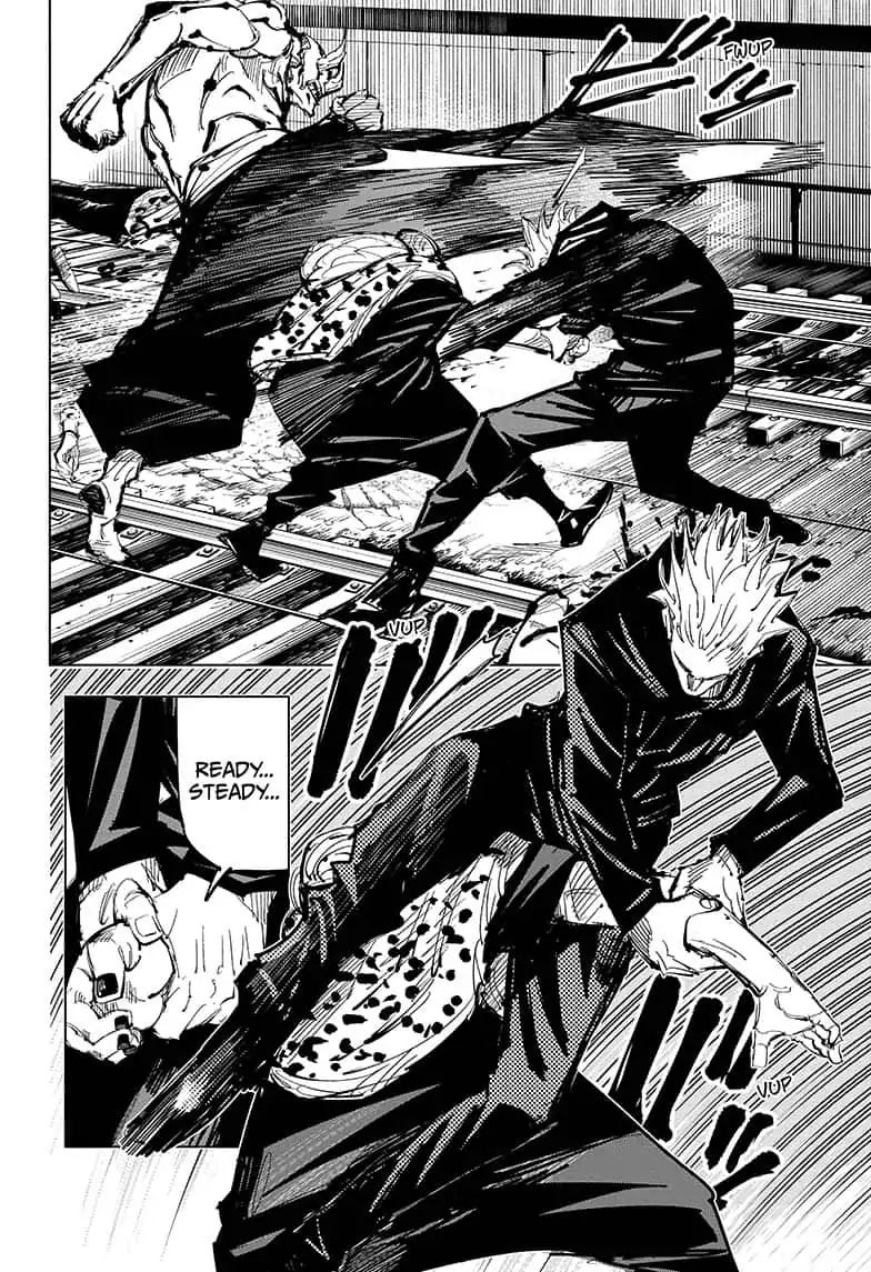 Jujutsu Kaisen, Chapter 85 image 006