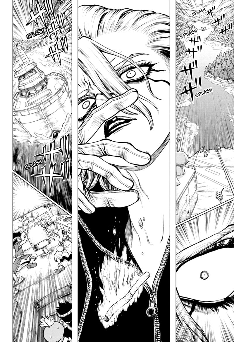 Dr. Stone, Chapter 169 - RISK or HEART image 008