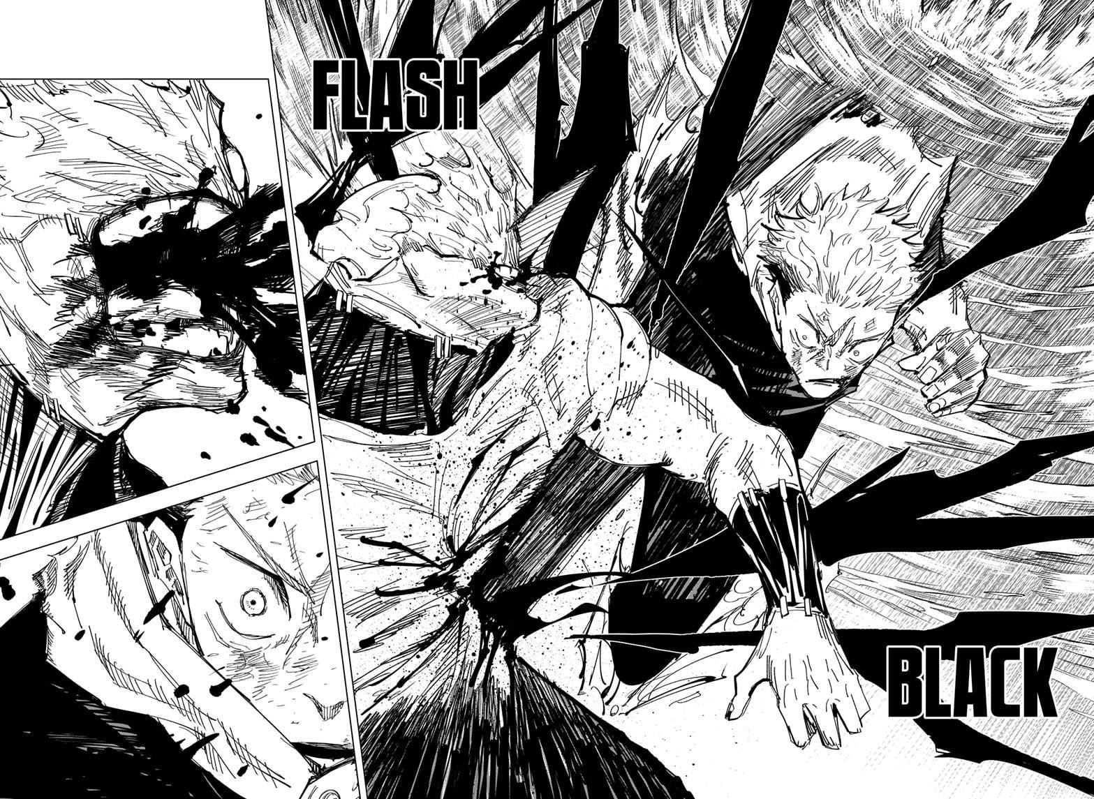 Jujutsu Kaisen, Chapter 132 image 009
