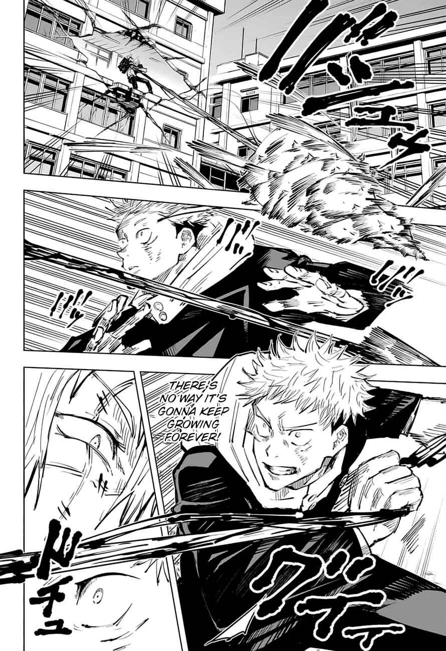 Jujutsu Kaisen, Chapter 28 image 009