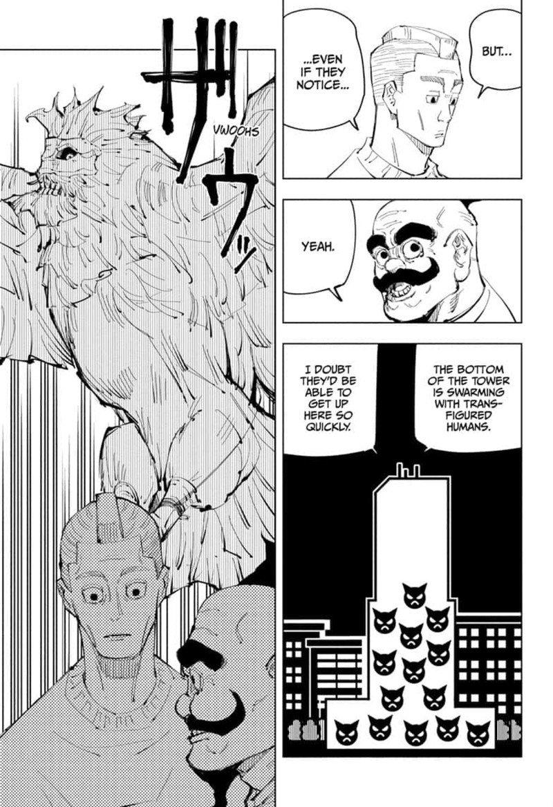 Jujutsu Kaisen, Chapter 94 image 007