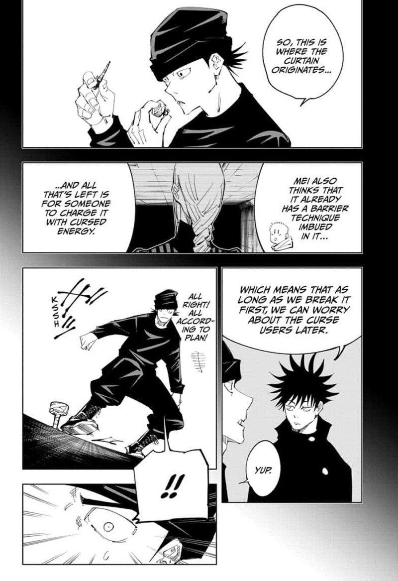 Jujutsu Kaisen, Chapter 94 image 010