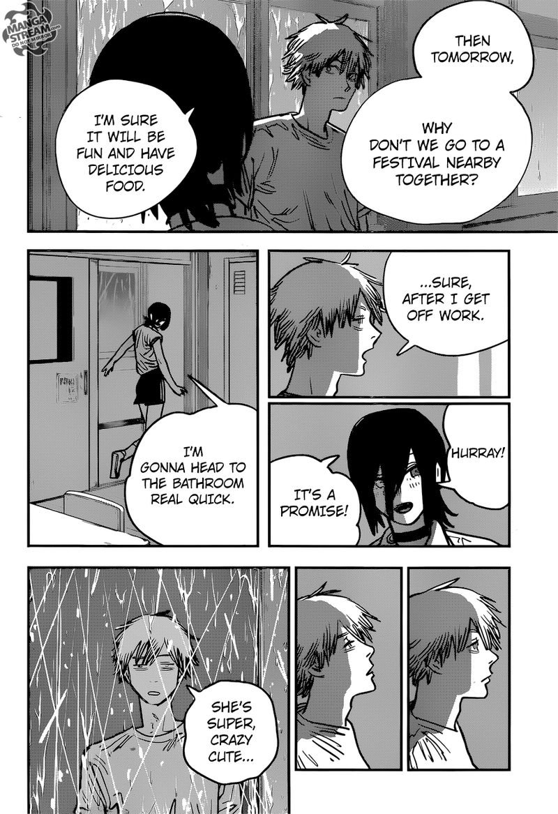 Chainsaw Man, Chapter 42 - Learning How to Swim image 016