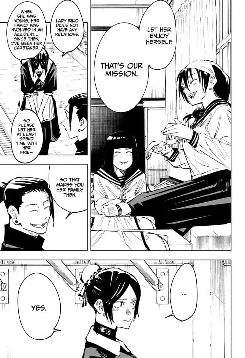 Jujutsu Kaisen, Chapter 67 image 015