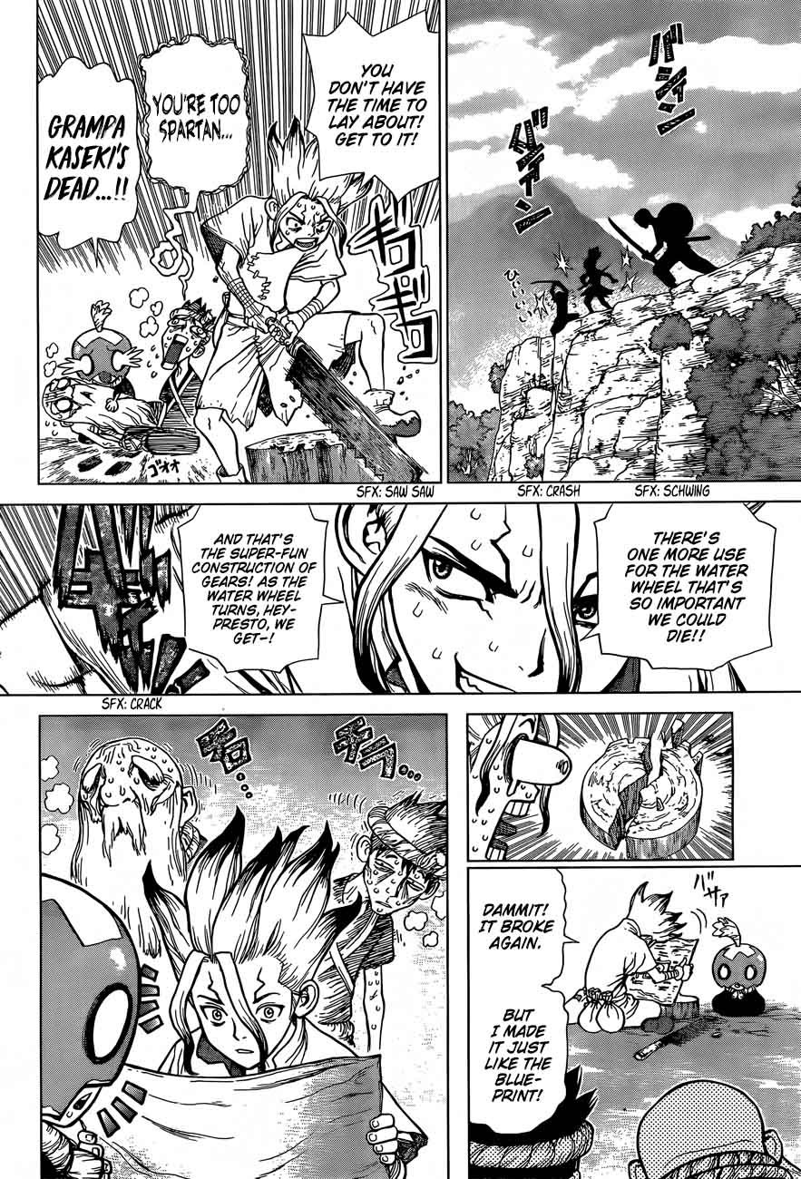 Dr. Stone : Chapter 53 image 006
