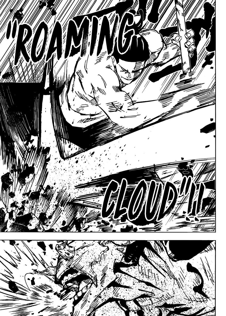 Jujutsu Kaisen, Chapter 51 image 014