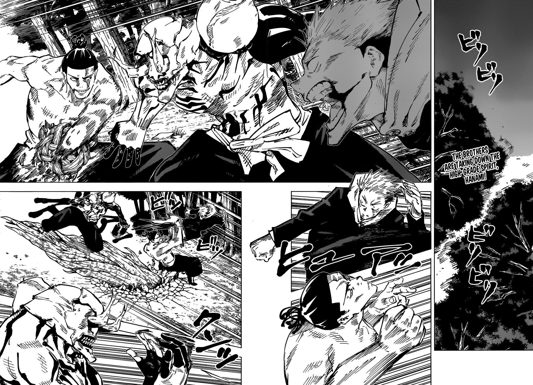 Jujutsu Kaisen, Chapter 51 image 002