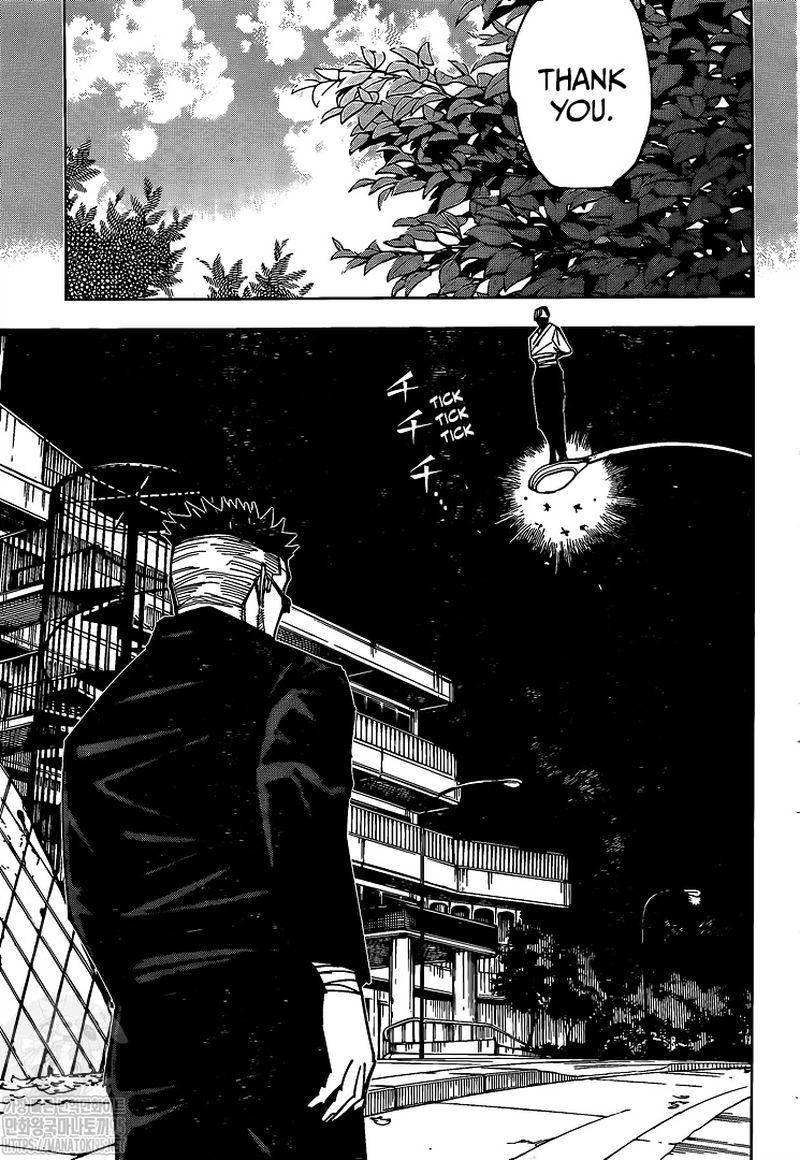 Jujutsu Kaisen, Chapter 147 image jujutsu_kaisen_147_11
