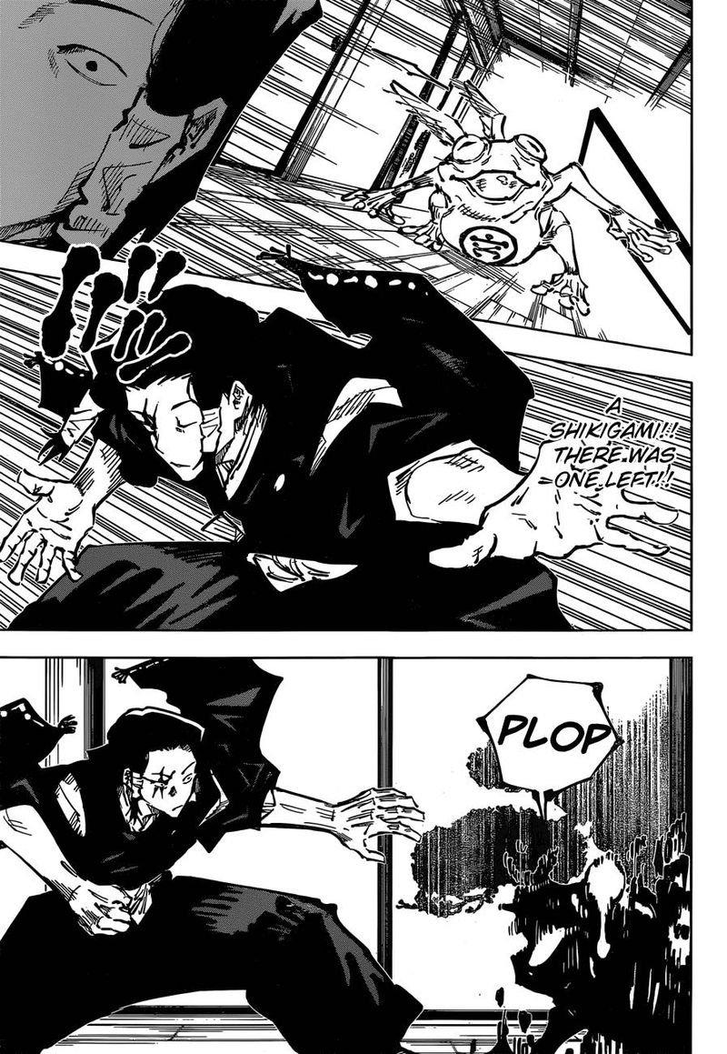 Jujutsu Kaisen, Chapter 44 image 007