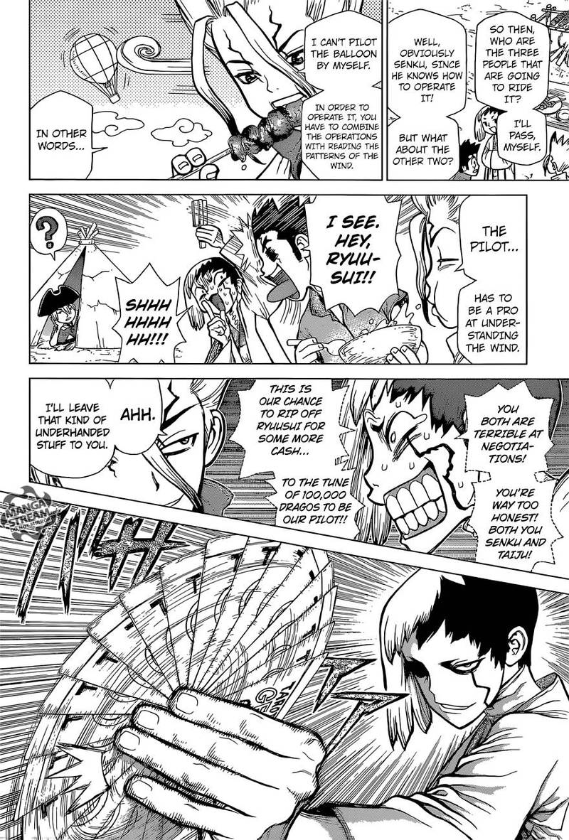 Dr. Stone : Chapter 88 image 005