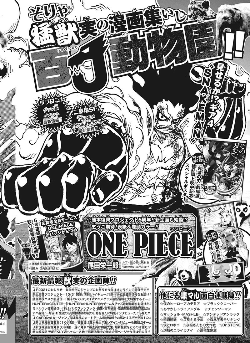 One Piece, Chapter 992 image 003