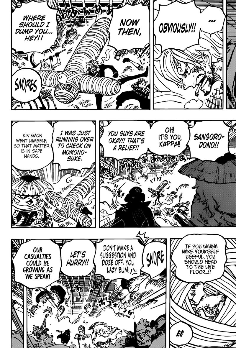 One Piece, Chapter 1012 image one_piece_1012_10