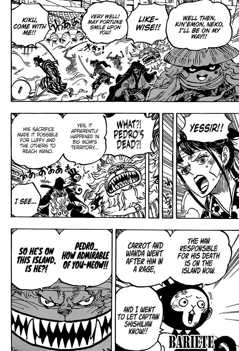 One Piece, Chapter 1012 image one_piece_1012_4