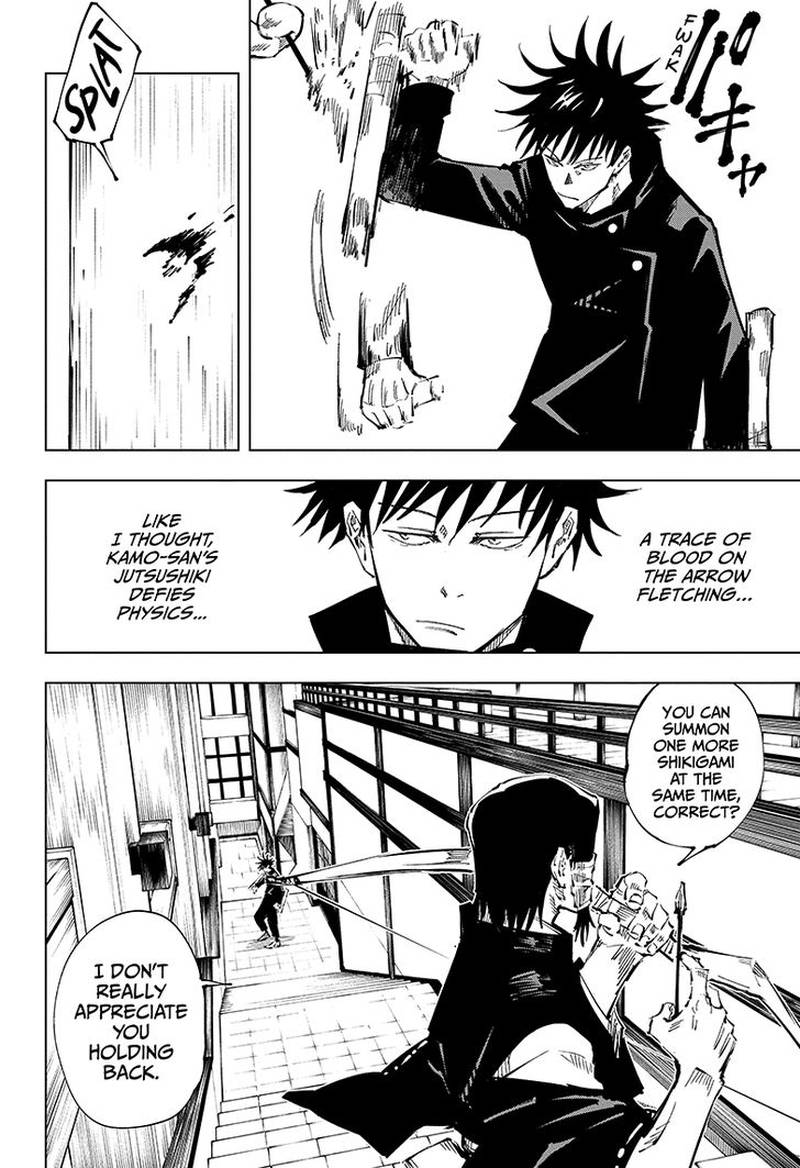 Jujutsu Kaisen, Chapter 43 image 004